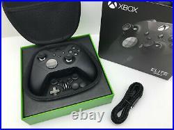 Microsoft Xbox One Elite Series 2 Wireless Controller Black FST-00001
