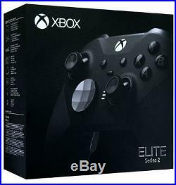 Microsoft Xbox One Elite Series 2 Wireless Controller Black FST-0001