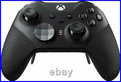 Microsoft Xbox One Elite Series 2 Wireless Controller Black (Open Box)