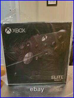 Microsoft Xbox One Elite Series 2 Wireless Controller Black new and unopened