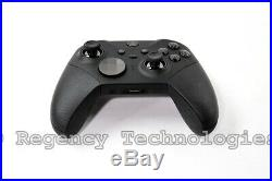 Microsoft Xbox One Elite Series 2 Wireless Controller Fst-00001 Black