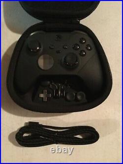 Microsoft Xbox One Elite Series 2 Wireless Controller Gamepad Black