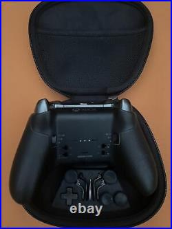 Microsoft Xbox One Elite Series 2 Wireless Controller Gamepad Black Free Ship