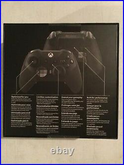 Microsoft Xbox One Elite Series 2 Wireless Controller Gamepad Black New Sealed