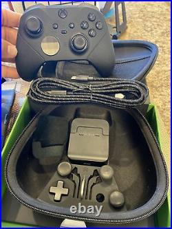 Microsoft Xbox One Elite Series 2 Wireless Controller Gamepad Left stick drift