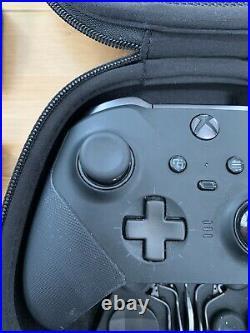 Microsoft Xbox One Elite Series 2 Wireless Controller Gamepad Read Description