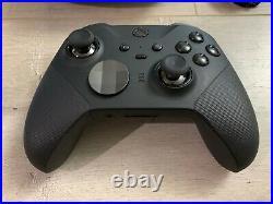 Microsoft Xbox One Elite Series 2 Wireless Gaming Controller Gamepad Black