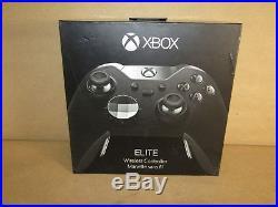 Microsoft Xbox One Elite Wireless Controller, Black, HM3-00001