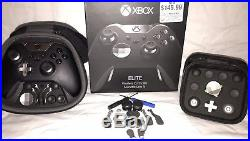 Microsoft Xbox One Elite Wireless Controller + Carrying Case + Repair Kit