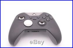 Microsoft Xbox One Elite Wireless Controller HM3-00001 Black