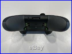 Microsoft Xbox One Elite Wireless Controller HM3-00001 Black & Accessories