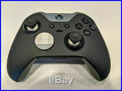 Microsoft Xbox One Elite Wireless Controller HM3-00001 Black -Refurbished