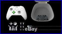 Microsoft Xbox One Elite Wireless Controller Platinum White BRAND NEW