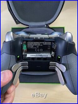 Microsoft Xbox One Elite Wireless Controller (Series 1) Brand New Open Box! RARE