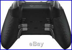 Microsoft Xbox One Elite Wireless Controller Series 2 Black Free 2 Day Shipping