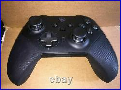 Microsoft Xbox One Elite Wireless Controller Series 2 Black Ref 01
