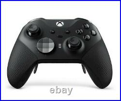Microsoft Xbox One Elite Wireless Controller Series 2 Black with accessories