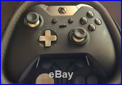 Microsoft Xbox One Elite Wireless Controller Special Edition Excellent Condition
