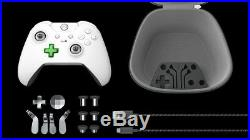 Microsoft Xbox One Elite Wireless Controller WHITE + BRAND NEW+ SPECIAL EDITION