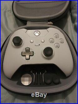 Microsoft Xbox One Elite Wireless Controller White