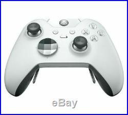 Microsoft Xbox One Elite Wireless Controller White Colour! Excellent Condition