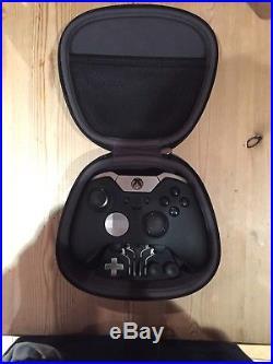 Microsoft Xbox One Elite Wireless Gaming Controller Black (HM300009)
