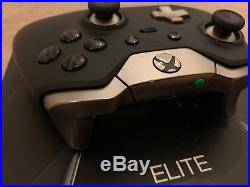 Microsoft Xbox One Elite Wireless Gaming Controller Black (HM300009)