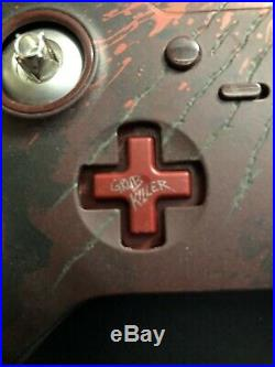 Microsoft Xbox One Gears of War 4 Limited Edition Elite Controller