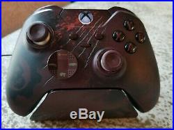 Microsoft Xbox One Gears of War 4 Limited Edition Elite Controller&ChargingStand