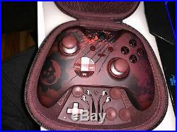 Microsoft Xbox One Gears of War 4 Limited Edition RARE Elite Controller