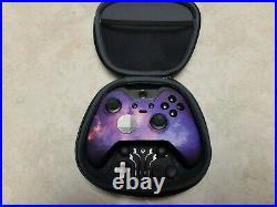 Microsoft Xbox One Nebula Galaxy Elite Wireless Controller Series 1