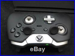 Microsoft Xbox One Project Scorpio Edition 1TB Black WithElite Controller