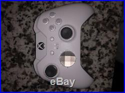 Microsoft Xbox One S 1TB Console White with Xbox One Elite Controller