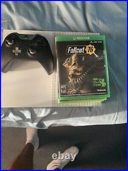 Microsoft Xbox One S 2TB White Console With Xbox Elite Controller and 4 games