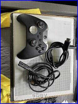 Microsoft Xbox One S Launch Edition 2TB White Console + Elite Controller