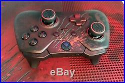 Microsoft Xbox One S Wireless Controller 1708 Gears of War 4 Elite Custom Build