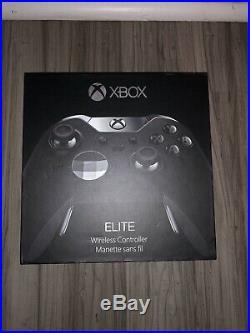 Microsoft Xbox One Scuf Elite MINT CONDITION