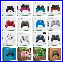 Microsoft Xbox One Wireless Controllers 3.5mm Xbox One Controller Refurbished