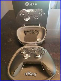 Microsoft Xbox One X 1TB Battlefield V Console elite controller bundle
