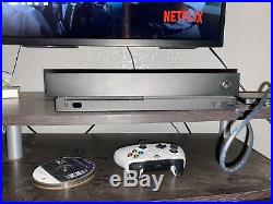 Microsoft Xbox One X 1TB Console Black With 1 Elite Controller & 2 Controllers
