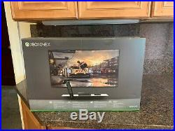 Microsoft Xbox One X 1TB Console Black/Xbox one elite controller lightly used