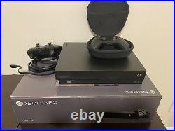 Microsoft Xbox One X 1TB Console Plus Xbox elite series 2