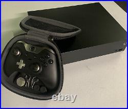 Microsoft Xbox One X Console 1tb & Elite Series 1 Controller