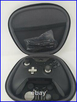 Microsoft Xbox One X Project Scorpio 1 TB with Xbox Elite Controller