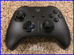 Microsoft Xbox One X Project Scorpio Edition, 1TB, Elite Controller, FIFA 18