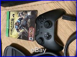 Microsoft Xbox One X Project Scorpio Edition + Elite Controller And Game