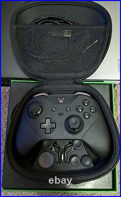 Microsoft Xbox One X Taco Bell Eclipse Console with Elite 2 Controller And Stand