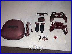 Microsoft Xbox one Elite Wireless Controller Gears of War 4 conversion kit #1