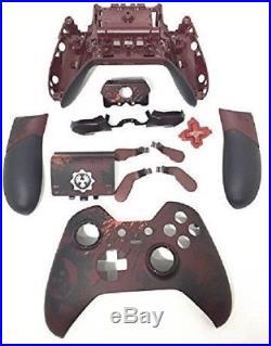Microsoft Xbox one Elite Wireless Controller Gears of War 4 conversion kit #2