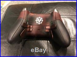 Microsoft Xbox one Elite Wireless Controller Gears of War 4 kit MOD